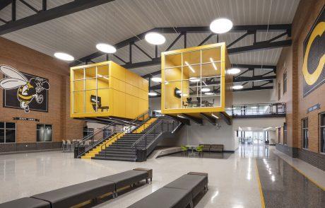 Cleburne ISD High School