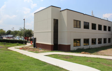 Medical City Arlington Vertical Expansion