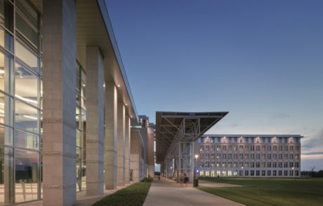 TAMU Plant Pathology and Microbiology Building