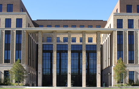 TAMU Liberal Arts & Humanities Building