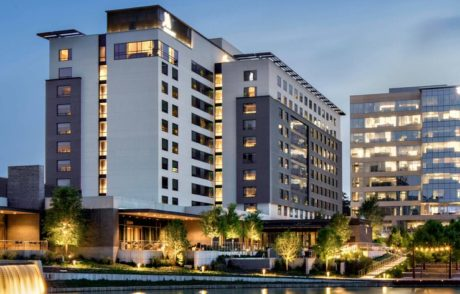 Marriott CityPlace Hotel at Springwoods Village
