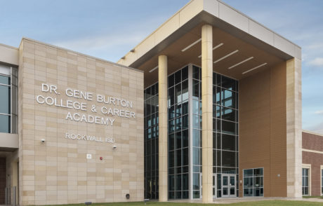 Dr. Gene Burton College & Career Academy - Rockwall ISD
