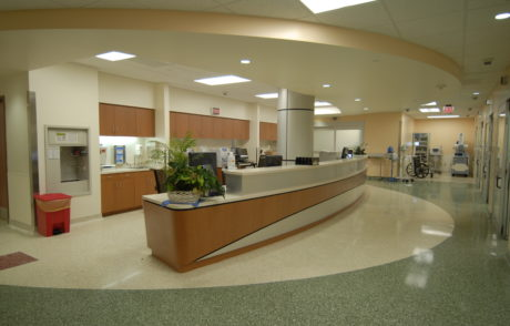 Baylor Hospital Emergency Room Addition