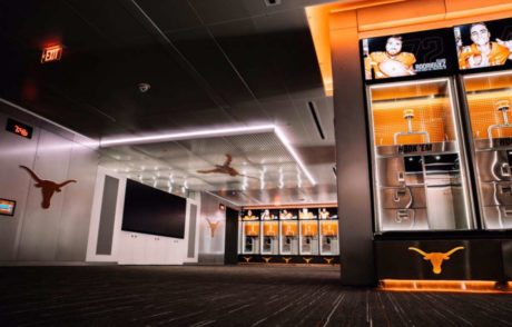 UT Locker Room Renovation